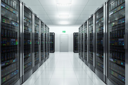 Data center - Energy-efficient cloud computing and data analytics